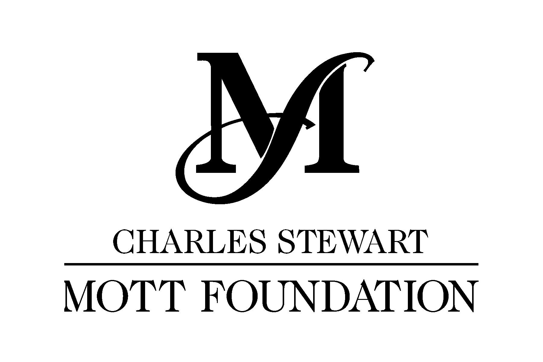 Mott Logo BW LARGE