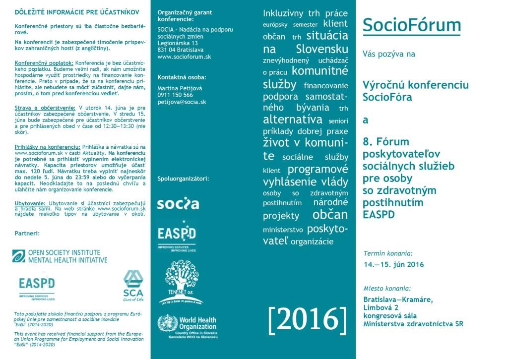 SocioForum_EASPD_2016 pozvanka_20160523_1